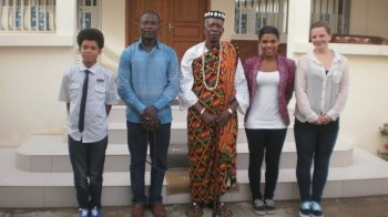 Bijzonder PWS: praten met een 'chief' in Togo