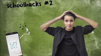 Schoolhacks: tem je zenuwen