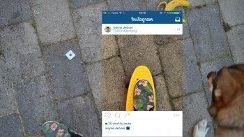 Wat er buiten het Instagram-hokje gebeurt