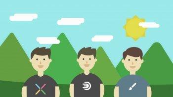 Jonge ondernemers: apps ontwikkelen