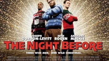 Win kaartjes voor The Night Before!