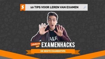 Examenhacks: 10 tips voor hoe je moet leren voor het examen