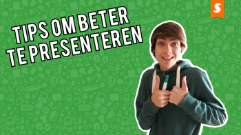 Schoolhacks: tips om beter te presenteren!