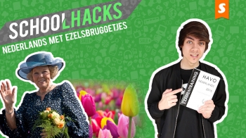 Schoolhacks: geheime tips voor Nederlands