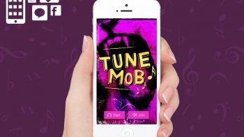 App: speel DJ met Tunemob