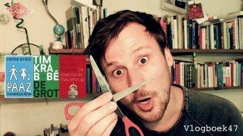 Leraar Jörgen maakt vlogs over boeken