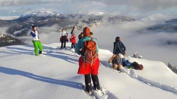 Geen saaie lessen, maar skiën, bergbeklimmen en ijszwemmen in Noorwegen