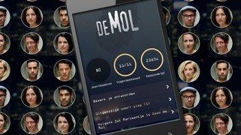 App: meedoen met Wie is de Mol?