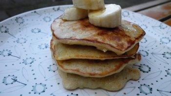 Snackrecept: Fruitpannenkoeken