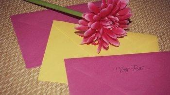 Brief aan Bas