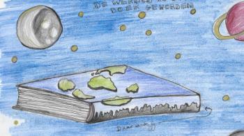 De wereld is een boek geworden