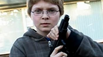 Neppe pistolen, echte politie