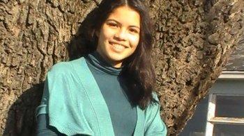 Suraya zit op een Franse school in België