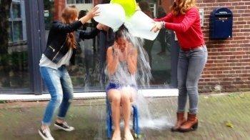 Trend: de Ice Bucket Challenge