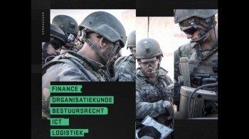 Bachelor Militaire Bedrijfswetenschappen