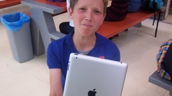 Je mist wat door een iPad