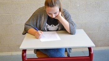 Dag 10: einde examens in zicht