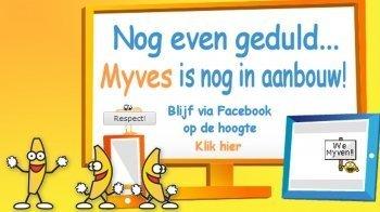 Hyves komt terug als Myves
