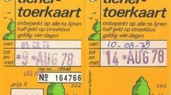 Tienertoer: goedkope retro treinvakantie