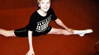 Roan (14) is Billy Elliot