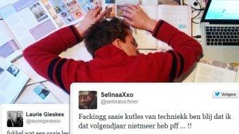'Nederlandse scholier niet gemotiveerd'