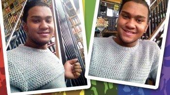 Saief (17) is moslim én homo
