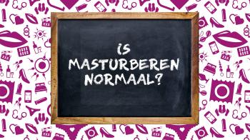 Is masturberen normaal?