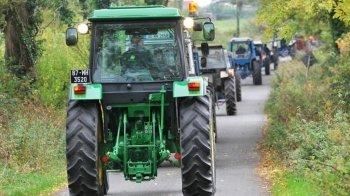 Tractorverbod op school