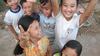 Die-hard Vietnamese scholieren