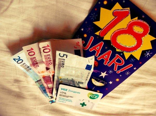 4x gratis geld vanaf je achttiende