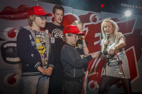G-g-get the flow met Sanne Hans