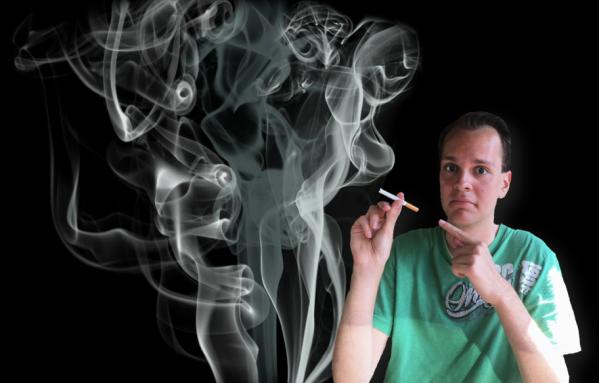 Roken mag heus wel eens