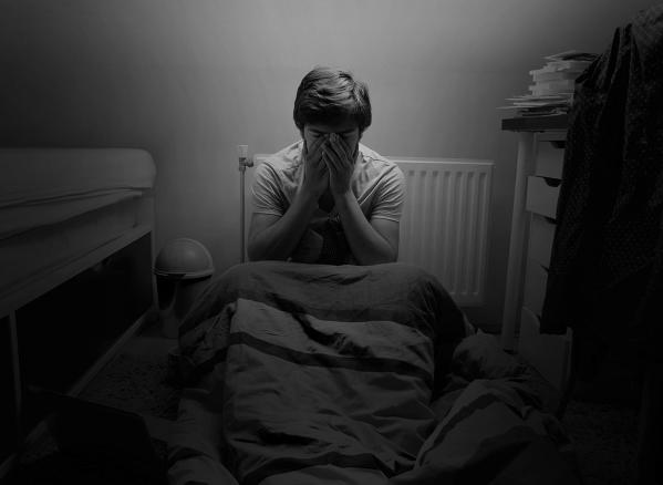 Depressiedagboek: 4. Waarom reageert ze niet?