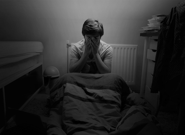 Depressiedagboek: 3. Fijn dat ze het naar vindt