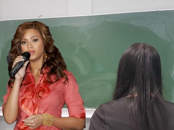 De Beyoncé-academie: een school als ode aan Queen B
