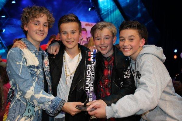 Fource zingt bij het Junior Eurovision Song Contest!