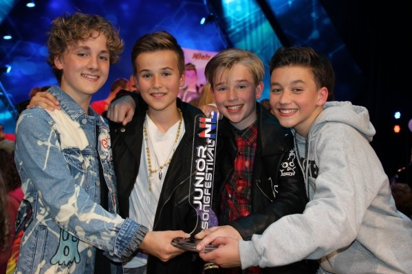 Fource zingt bij het Junior Eurovision Song Contest!