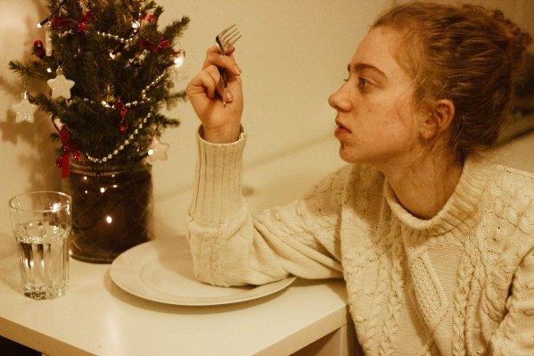 Zo kom je onder het kerstdiner uit