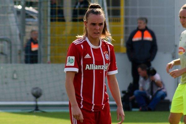 Bayern-speelster Jill Roord: 'Ik wil niet zoveel als de mannen verdienen'