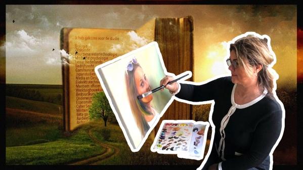 Vijf studiekeuzetips van schilderdocente Nicolette van Dijk