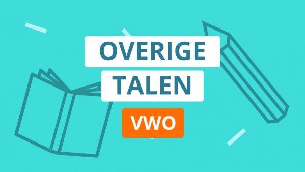 Havo- en vwo-examens Fries goed op niveau
