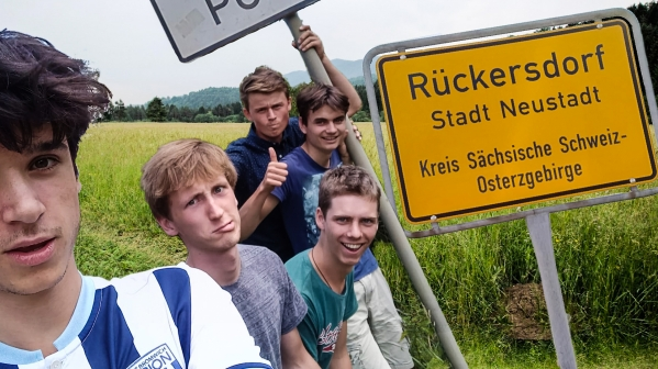 Roadtrip langs dorpjes met gore namen