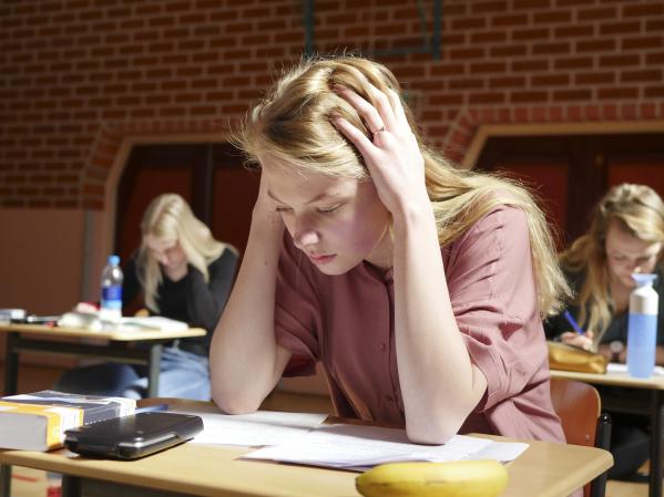 Wat als je drie keer wordt afgewezen voor je droomstudie?