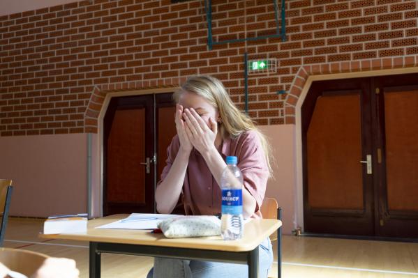 Postzak met examens gestolen in Eersel: vwo'ers moeten opnieuw aan de bak