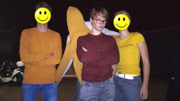 Mijn grootste vijand: de kleur geel