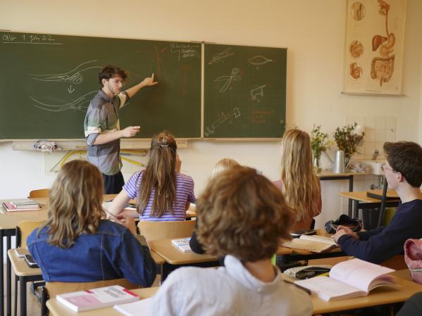 Spreekangst op school: 'ik ben wel eens van de stress de klas uit gerend'