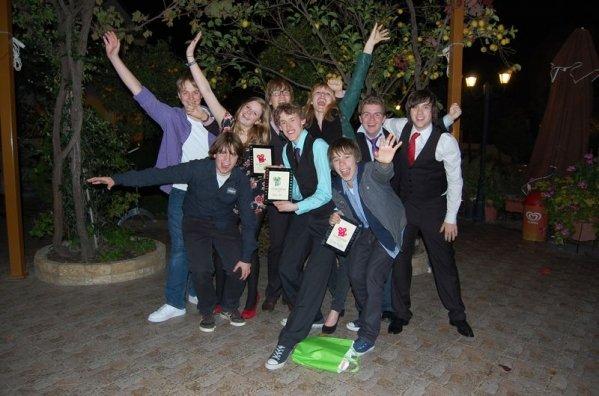 Europese filmprijs voor NL scholieren