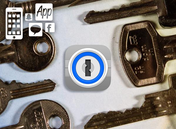 App: virtuele sleutelbos