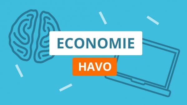 Tijdnood door vraagstelling bij havo economie