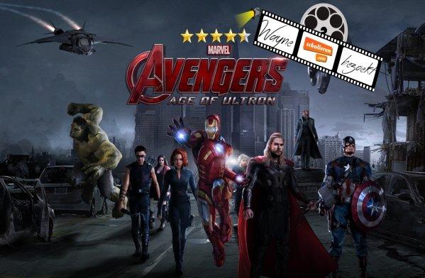 Wayne bezoekt: The Avengers: Age of Ultron